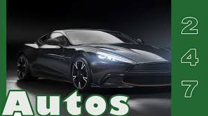 rose gold aston martin aston martin vanquish s ultimate is the ultimate send off youtube