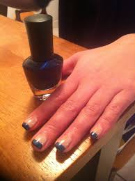 nails easy do it yourself nail art funky french tip
