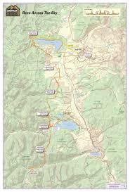 Mt Hood Trail Map Leadville Trail 100 Run Presented By New Balance Leadville Race