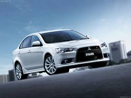 mitsubishi galant modified mitsubishi galant fortis ralliart a more luxurious sister of