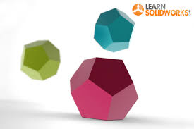 how to model a dodecahedron in solidworks learnsolidworks com