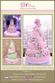 wedding cake harga it s cake