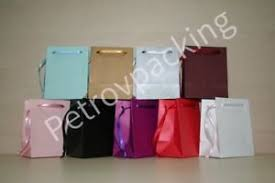 pink gift bags small paper gift bags pink white black gold silver blue pack