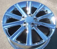 lexus es300 wheels chrome 4 new 17