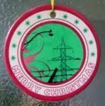 lineman ornament lineman ornaments lineman gifts linemen