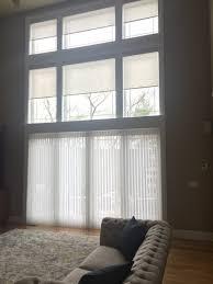 Family Room Window Treatments by Allison Ducharme Interior Design