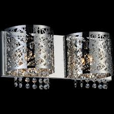 Crystal Bathroom Light Fixtures by Brizzo Lighting Stores 16