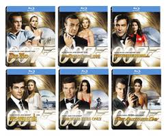 james bond film when is it out mgm fox release six james bond films on blu ray