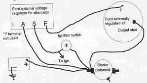 diagrams 626343 external voltage regulator wiring diagram