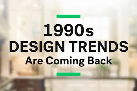 Home Decor Trends Over The Years Surprise 1990s Design Trends Are Coming Back Huffpost
