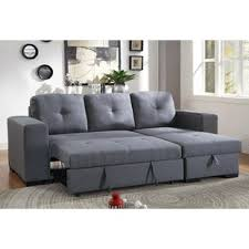 Sectional Pull Out Sofa Sleeper Sectional Sofas You Ll Wayfair