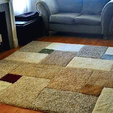 How To Make A Area Rug Awesome Diy Project How To Make A Large Area Rug For 30