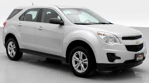 chevrolet equinox white videos u0026 resources ride time