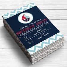 Nautical Theme Birthday Invitations - 66 best personalised invitations images on pinterest bespoke