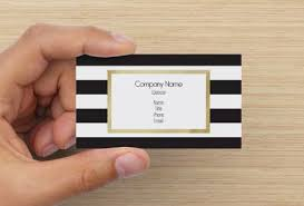 10 business cards you ll want to order now career