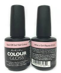 artistic gel nail polish what a flaunts amazon co uk beauty