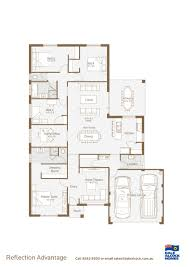 reflection floorplan http www dalealcock com au new homes
