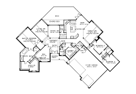 modern 1 story house plans design angled house plans 1 story with garage modern hd