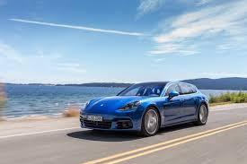 Porsche Panamera Diesel - panamera 4s diesel sport turismo sapphire blue metallic the new