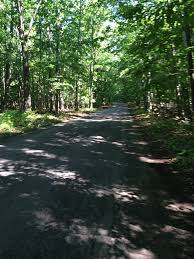 day 28 petoskey to wilderness state park mi outside of mackinaw