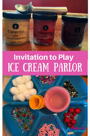 Ice Cream Bench Will Make Your House Guests Scream For Ice by Invitation To Play Ice Cream Parlor