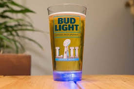 bud light touchdown glass app melbourne based company set to light up super bowl lii with bud