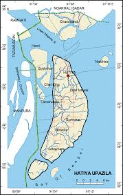 Cpp Map Project For Disaster Risk Reduction In Hatiya Bangladesh Bhn