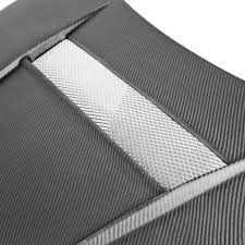 lexus is300 vs honda civic vsii style carbon fiber hood for 2006 2007 honda civic 2dr matte