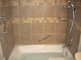 Bathtub Bars Deep Soaking Tub With Safety Bars Amp Custom Tile Bathtub Safety