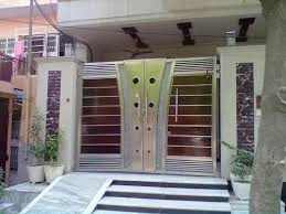 home gate design 2016 image result for gate design using hpl main gate pinterest
