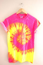 tropical neon tie dye hoodie projects to try pinterest tie