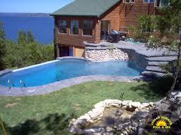 Backyard Pools And Spas by Indian Summer Pool U0026 Spa Swimming Pools
