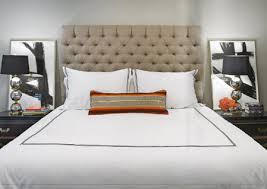 How To Make Headboard Home Dzine Bedrooms How To Make A Upholstered Tufted Headboard