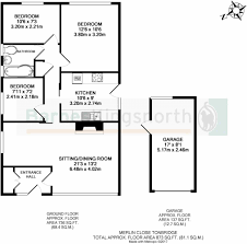 3 bedroom detached bungalow for sale in merlin close tonbridge tn10