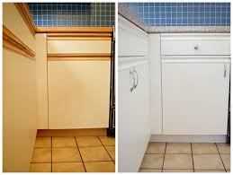 redo kitchen cabinet doors how to redo kitchen cabinets yourself flat cabinet door makeover