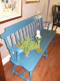 bench chalk paint bench deacons bench painted annie sloan chalk