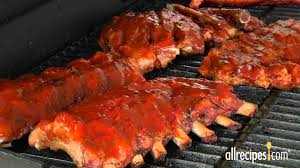 how to barbeque ribs allrecipes youtube