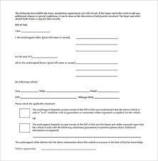 vehicle sales receipt template best template u0026 design images