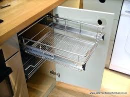 kitchen cabinet slide out slide out drawers for kitchen cabinets pull out drawers ikea