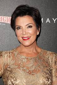 kris jenner and her short layered haircut hair world magazine