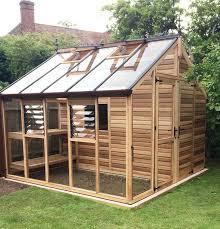 Small Backyard Shed Ideas Best 25 Cedar Sheds Ideas On Pinterest Small Garden Greenhouse