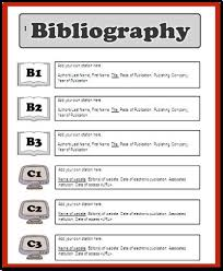 9 best bibliography citation lessons images on pinterest library