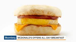 mcdonalds open for thanksgiving mcdonald u0027s to start all day breakfast nationally on oct 6