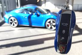 blue porsche pca and porsche unveil 2015 911 gts club coupe w video porsche