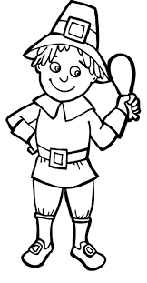 pilgrim boy and coloring pages glum me