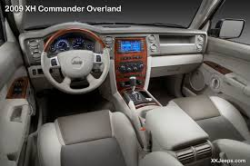 2010 jeep commander information and photos zombiedrive