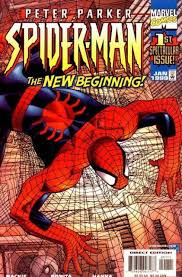 spider man comics comic vine
