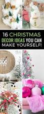 16 totally unusual diy christmas decor ideas that are easier to