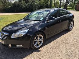 vauxhall insignia 2009 manual black 5 doors diesel 2 0 sri full