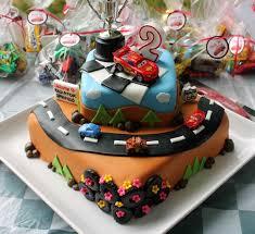 sarah leavitts u0027 cakes masons 2nd birthday cake cars theme